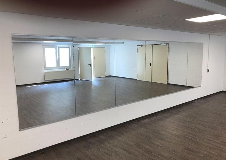 Glasspiegel Spiegel aus Glas modern